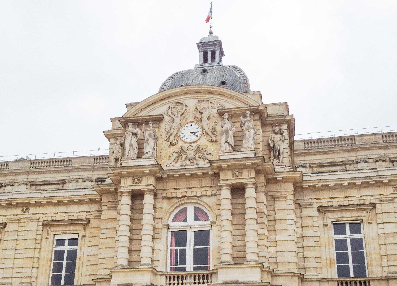 Le Palais Du Luxembourg Les Transports Transilien